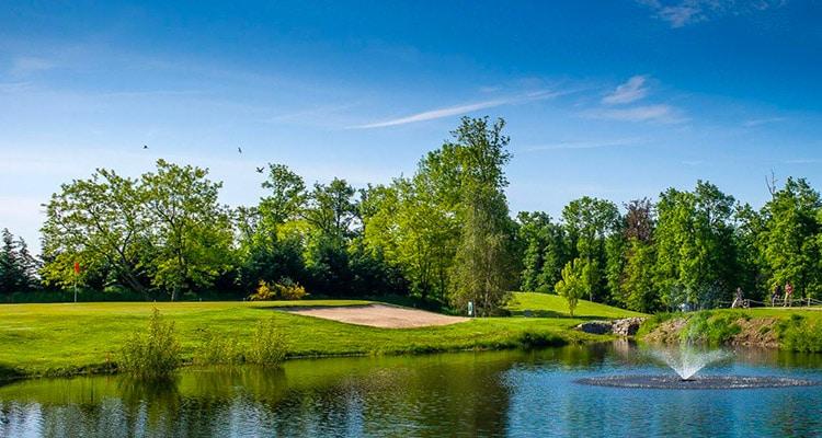 Les Bouleaux Golf