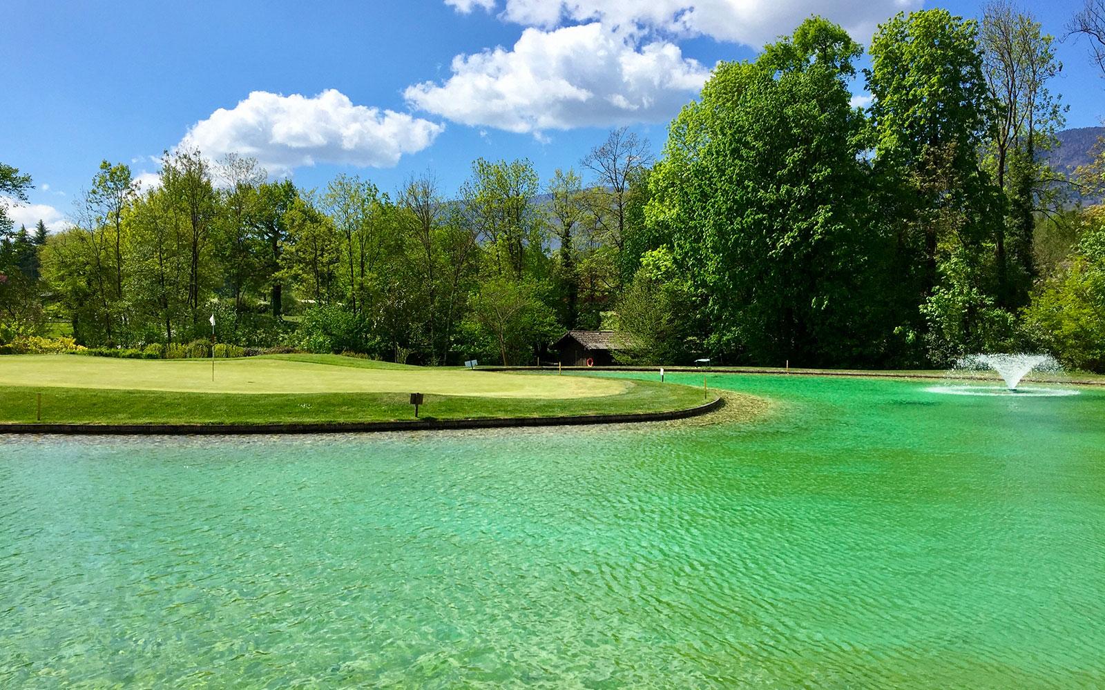 Golf Club d'Aix les Bains