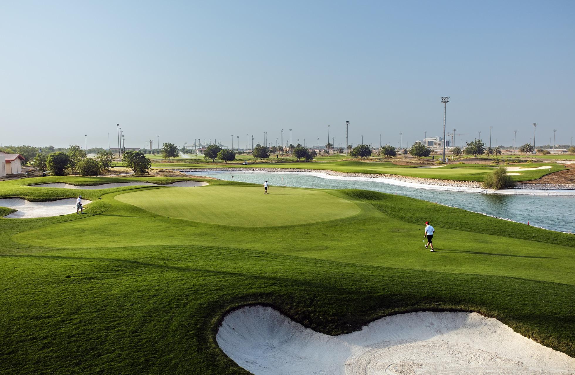 Al Ain Golf Club