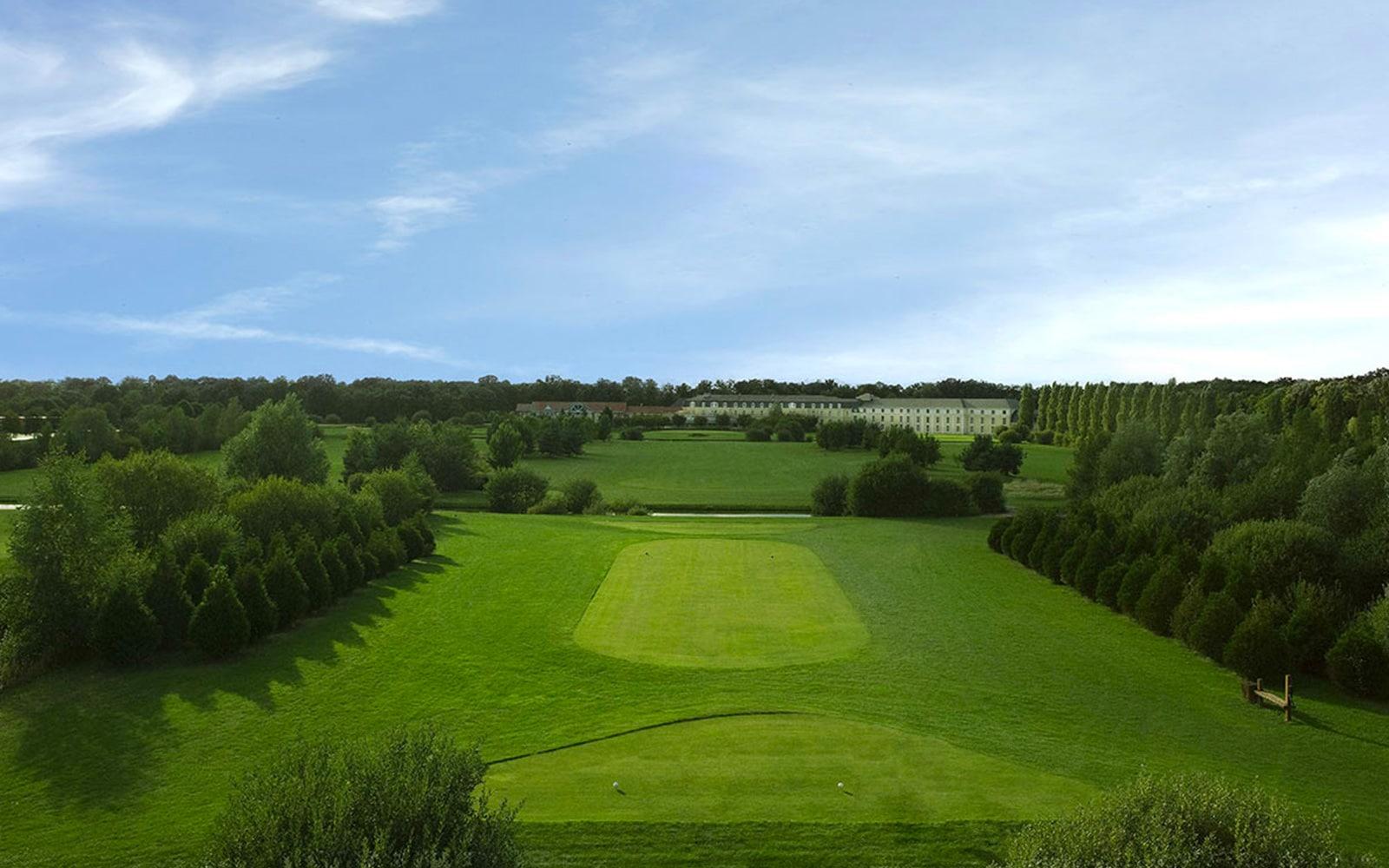 UGOLF: Golf de la Forêt de Chantilly