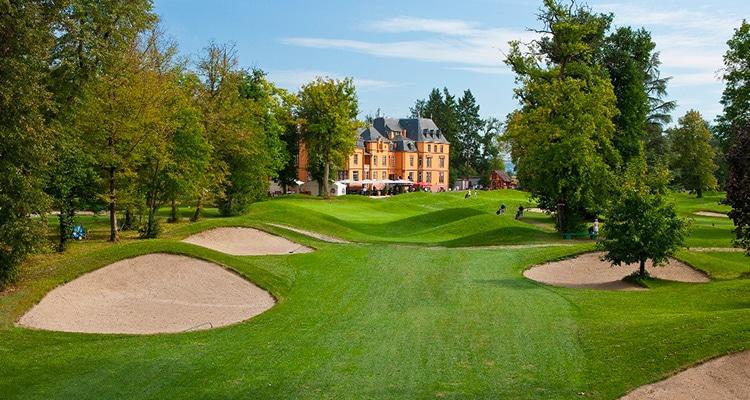 Chateau Hombourg golf resort