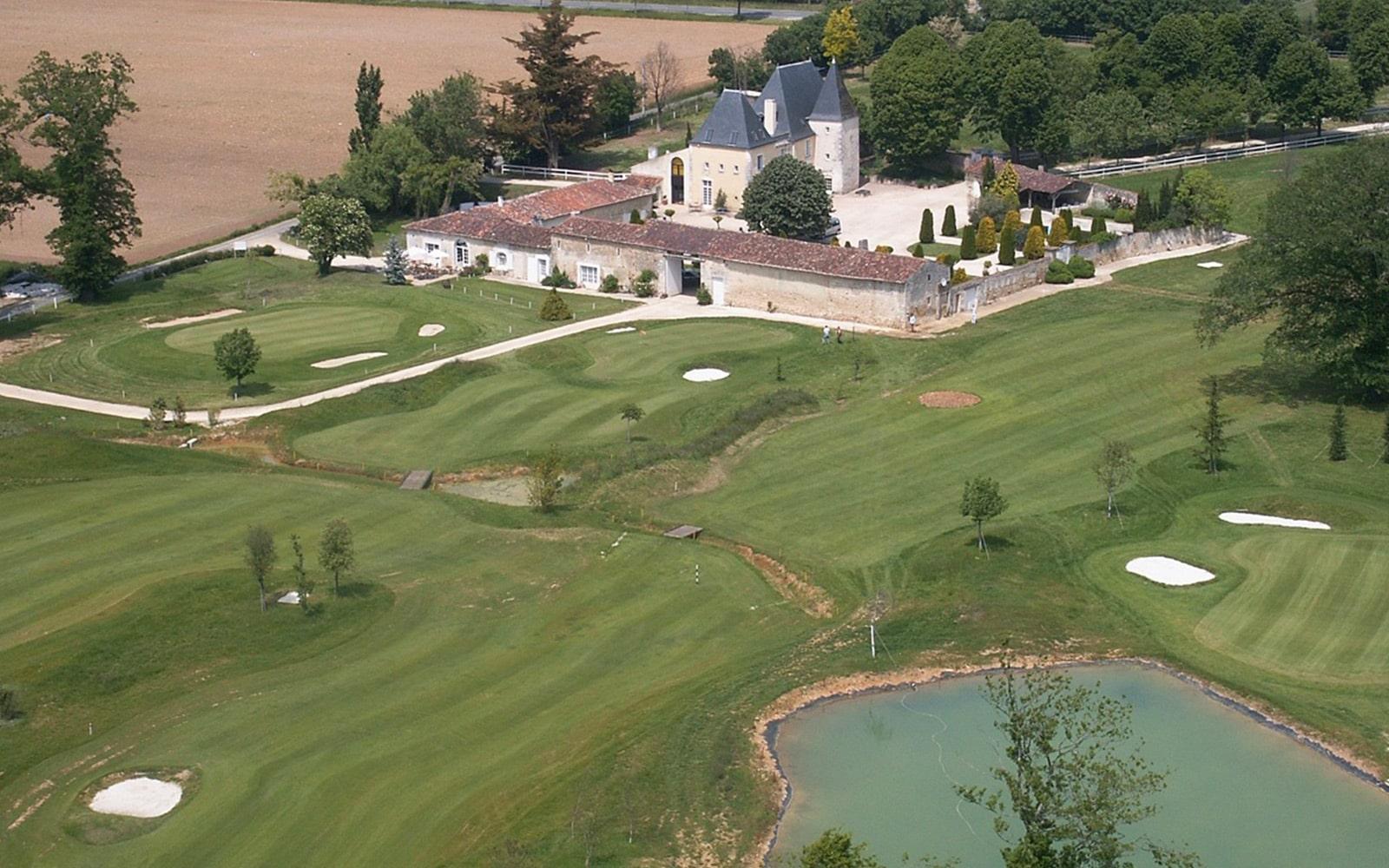 Golf du Château de la Vallade