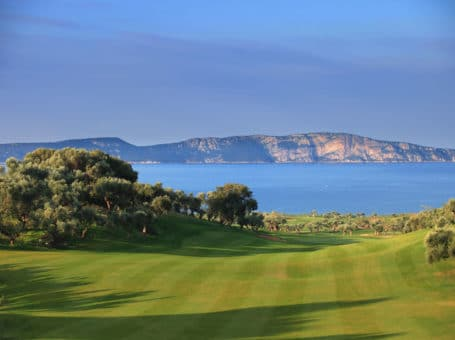Costa Navarino resort