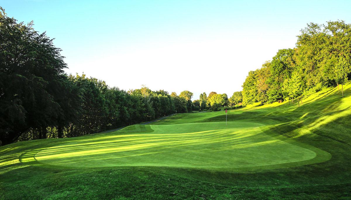 Evian Resort Golf Club, golf Evian
