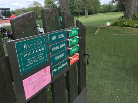 Executive Club – Private Golf