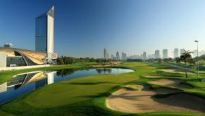 Emirates Golf Club, faldo course