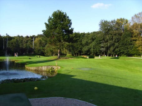 Golf club Krokkebaas