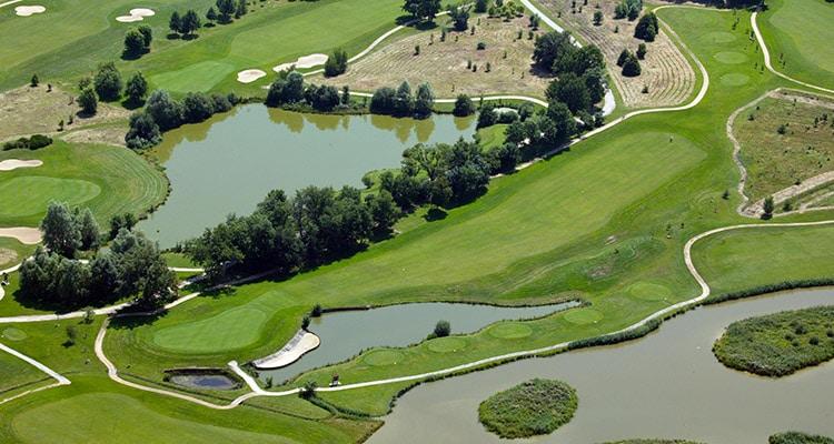 Golf du Gouverneur, Le breuil golf course, 18 hole