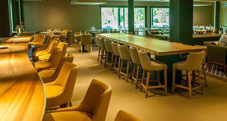 Golf du gourverneur, Restaurant