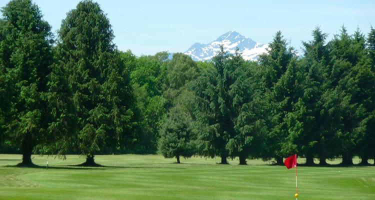 Lannemezan golf club