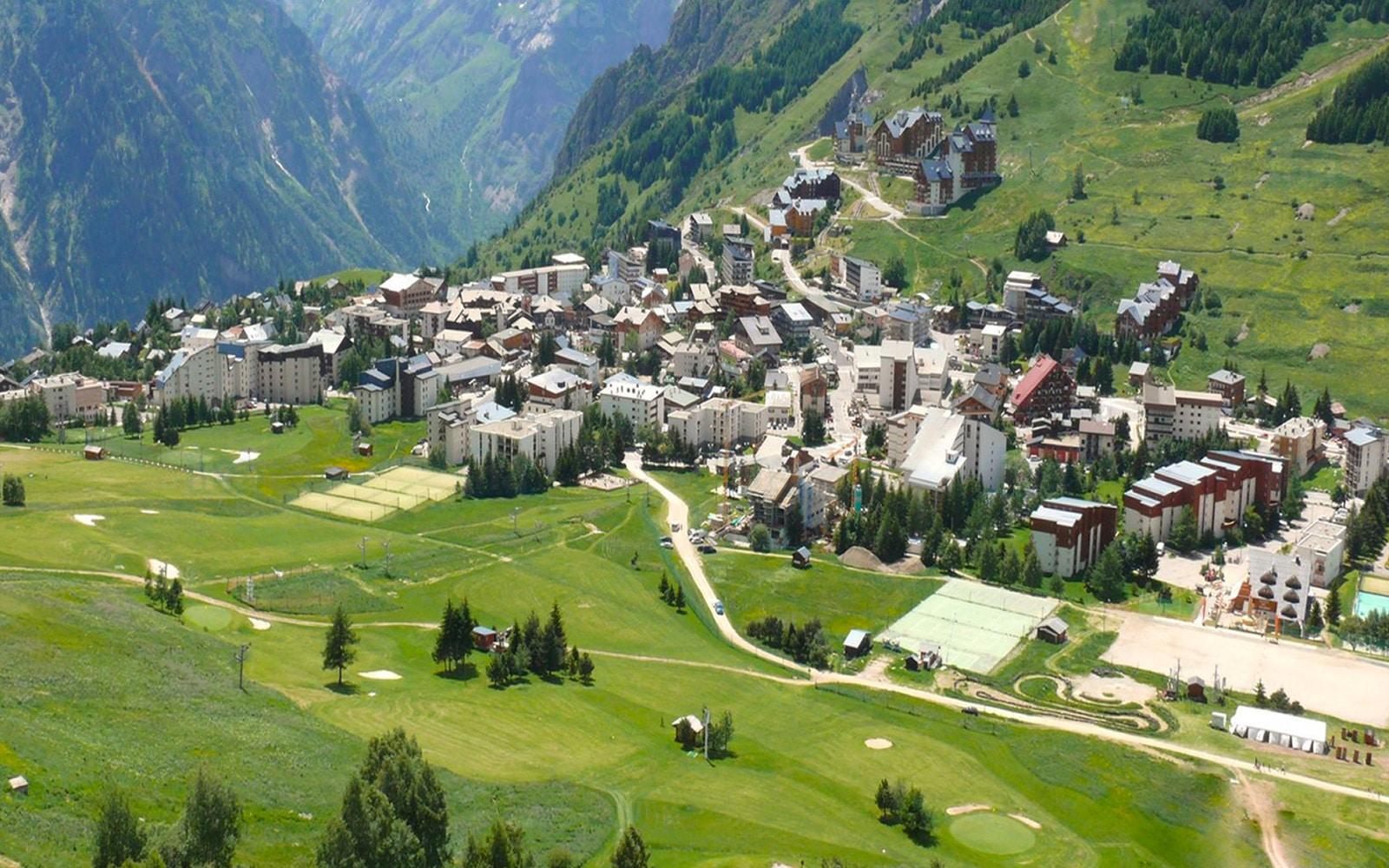 Golf Club des Deux Alpes