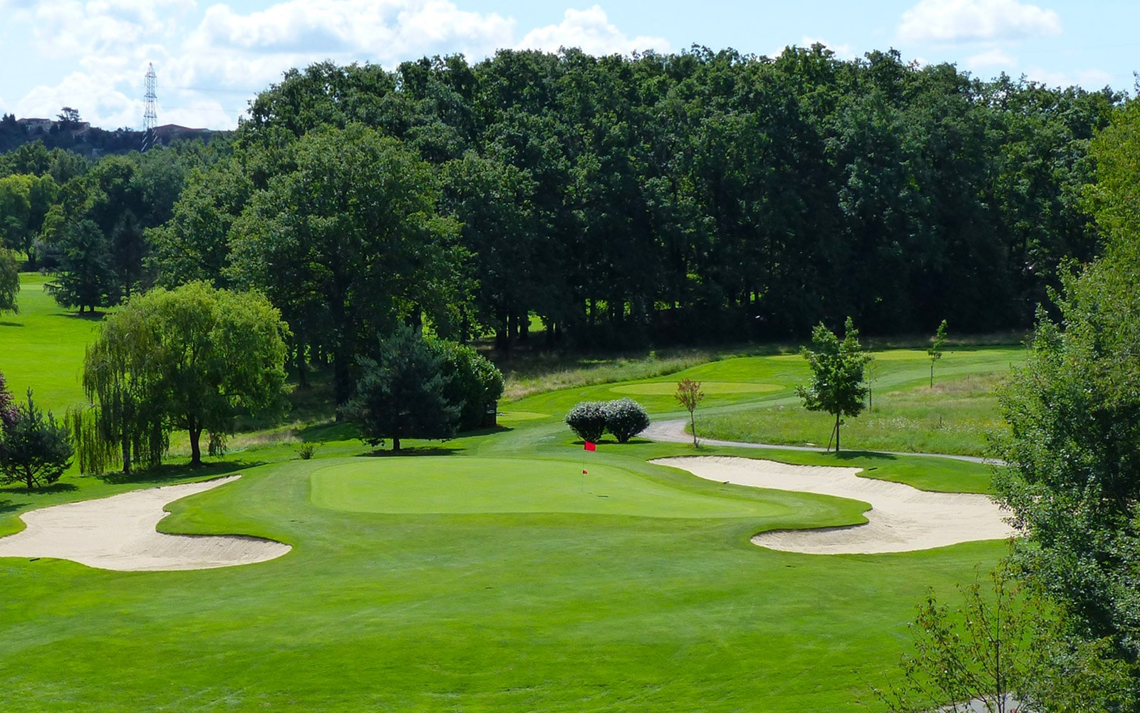 Lyon Salvagny Golf Club