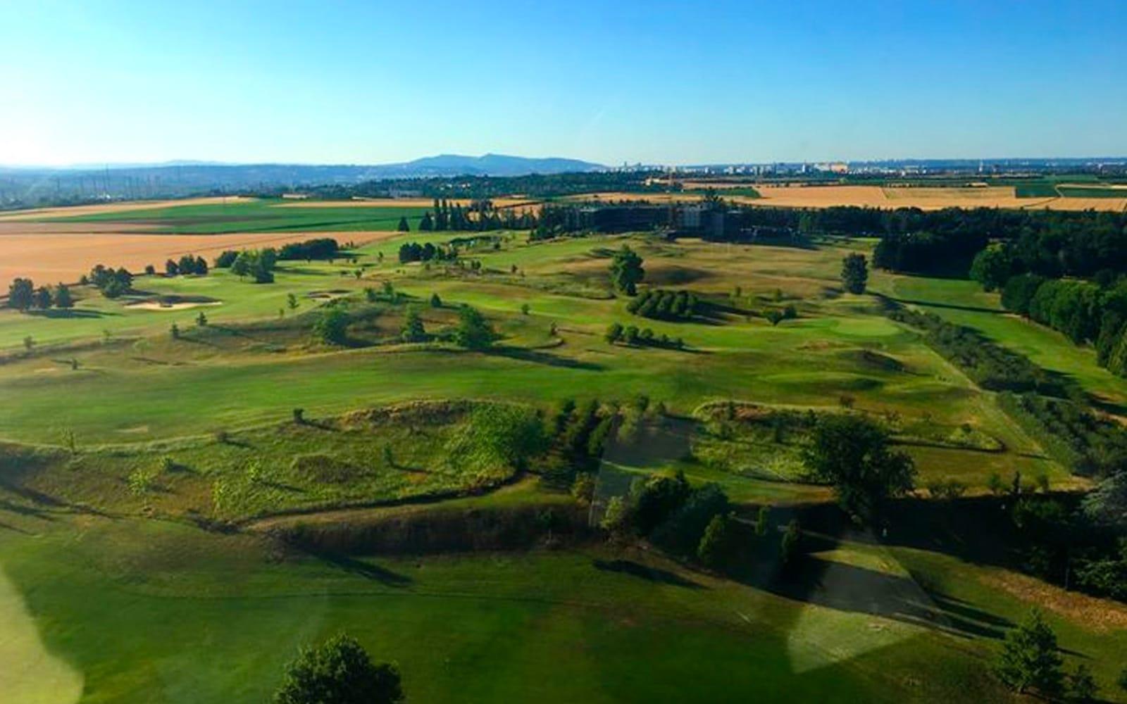 Golf de Lyon Verger