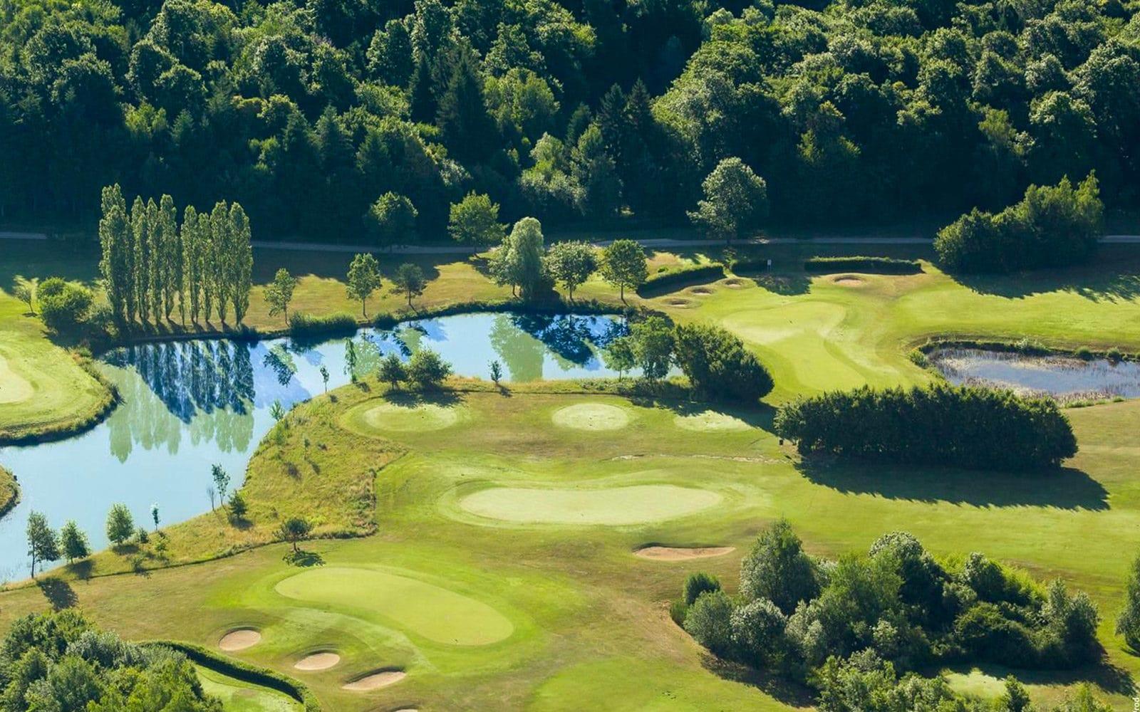 Golf De Macon La Salle 18 Hole Golf Foot France