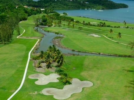 Golf de la Martinique