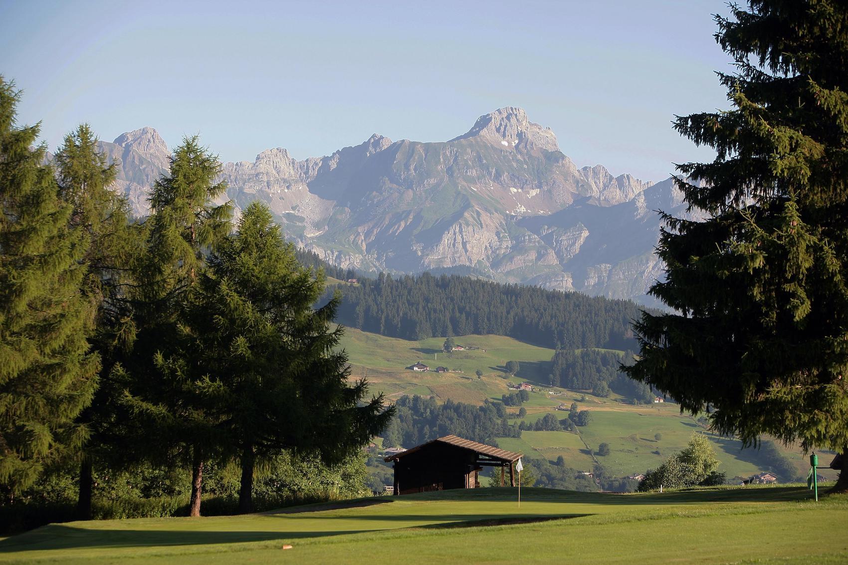 Mont d'Arbois Golf Club - Golf de Megève