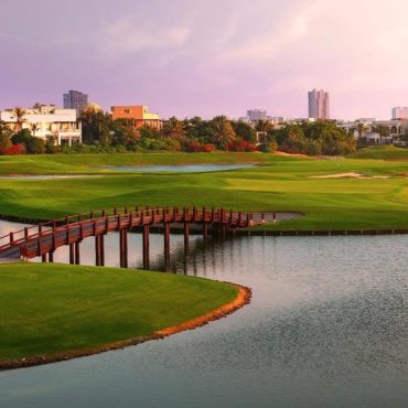 Montgomerie Dubai Golf Club