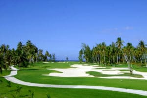 Moorea Green Pearl Golf Club