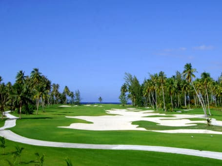 Moorea Green Pearl Golf Club