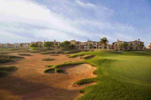 Jumeirah Golf Estates, golf in Dubai
