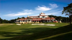 Sentosa Golf Club club house