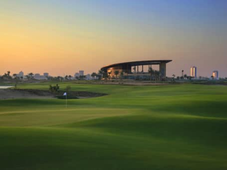 Trump International Golf Club Dubai