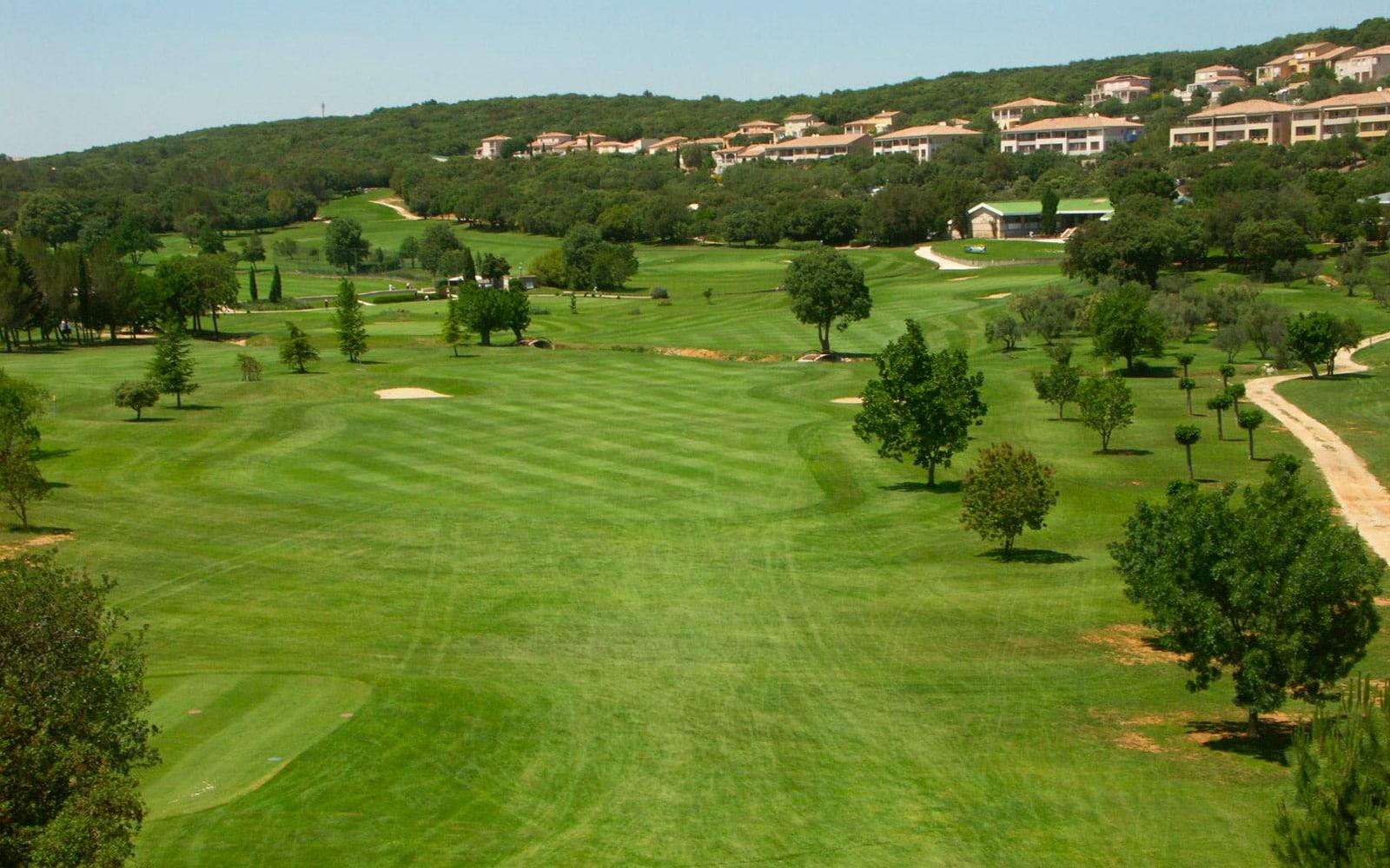 Golf Club de Nîmes Vacquerolles