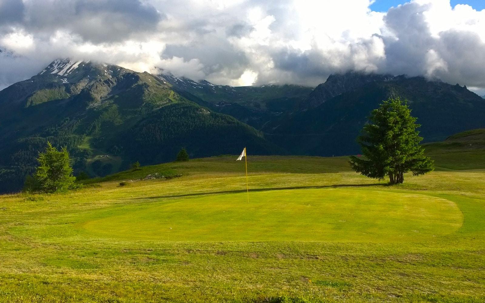 Golf Club de la Rosière