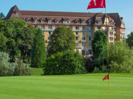 Golf Vittel Ermitage