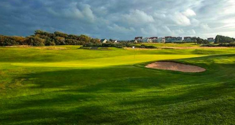 Wimereux, golf course