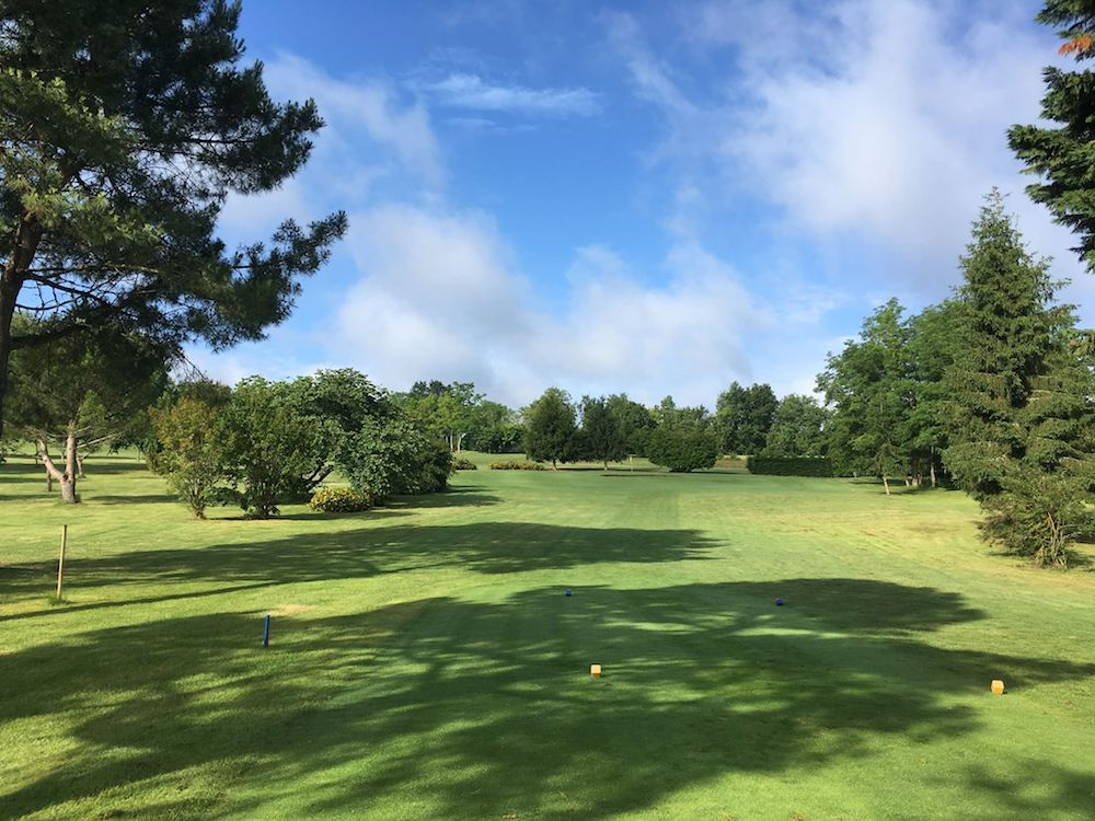 golf in france, Golf d'Albret, Albret golf club