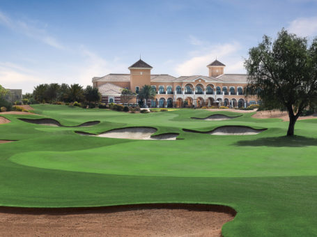 The Els Club at Dubai Sports City