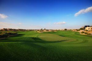 Els Club golf course