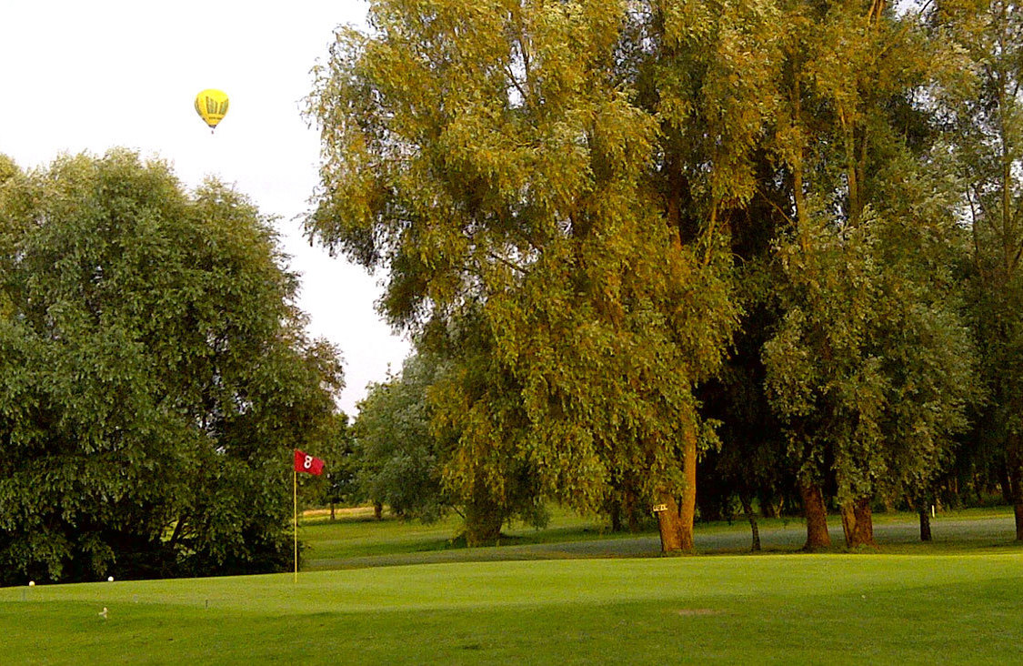 Golf de Madine, 9 hole golf in france