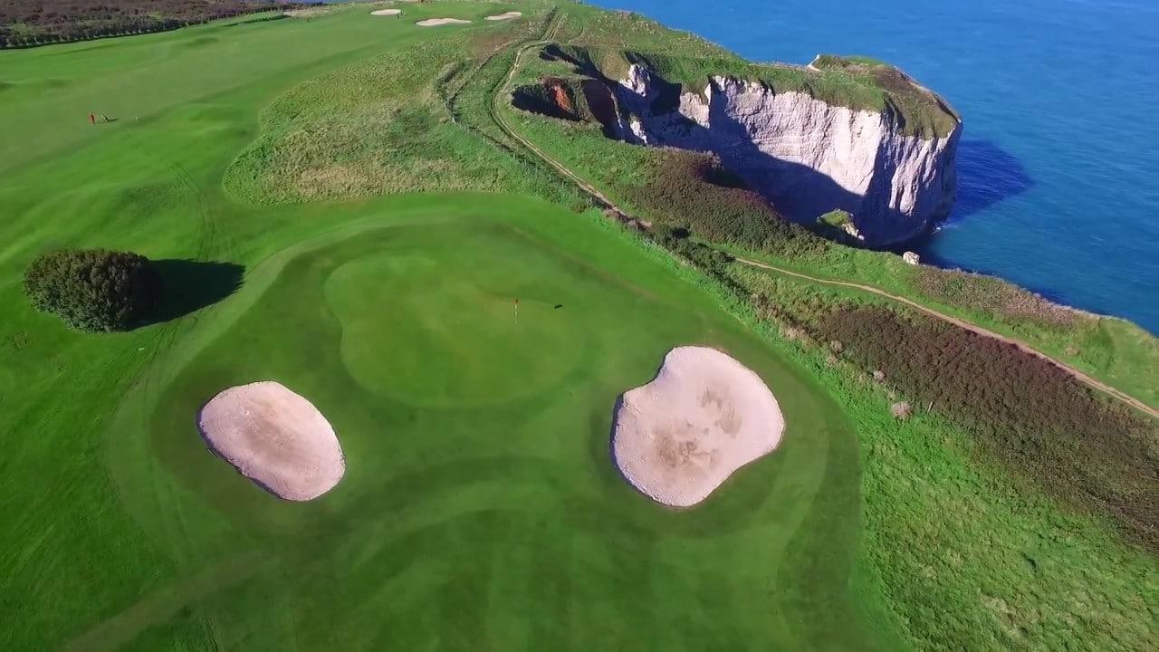 Golf d'Étretat, golf in normandy