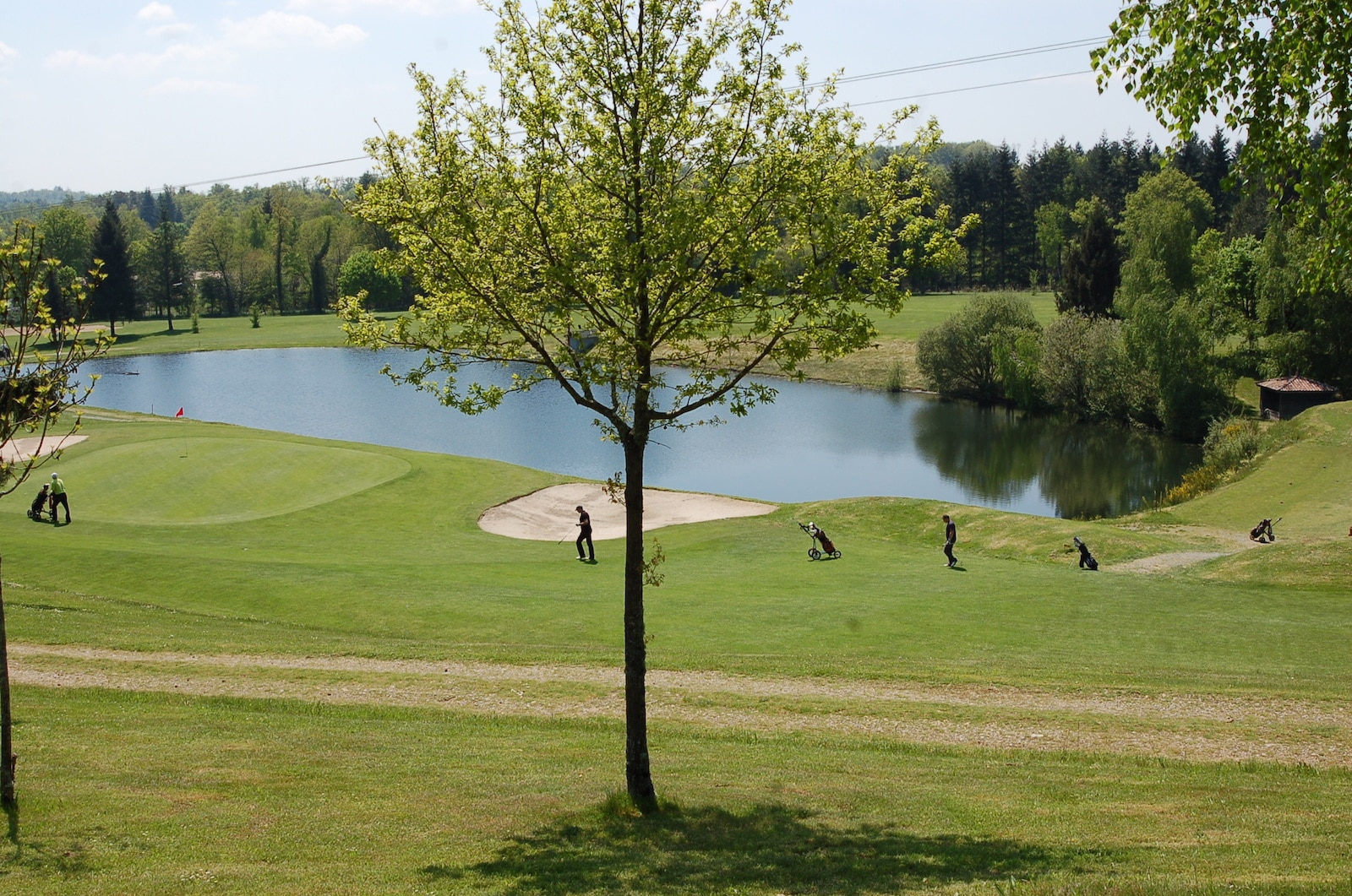 Golf International de la Prèze