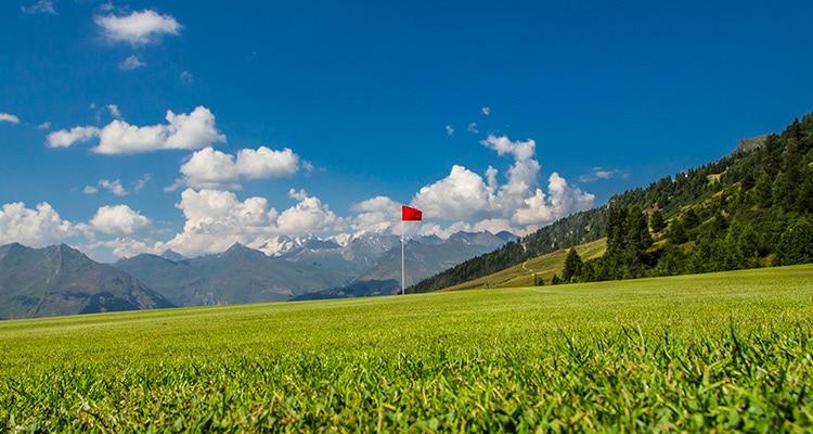 Les arcs Next golf