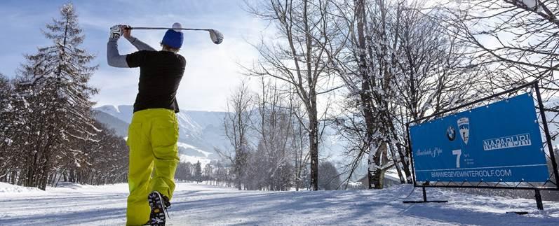 Mont d'Arbois Golf Club – Golf de Megève