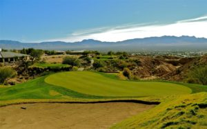 Oasis golf club