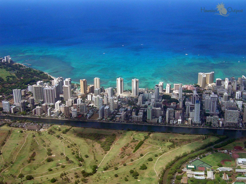 Ala Wai Golf Course Golf In Hawaii