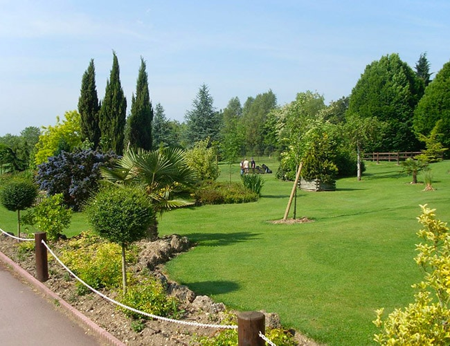Lesigny Reveillon Golf club, Ile de france