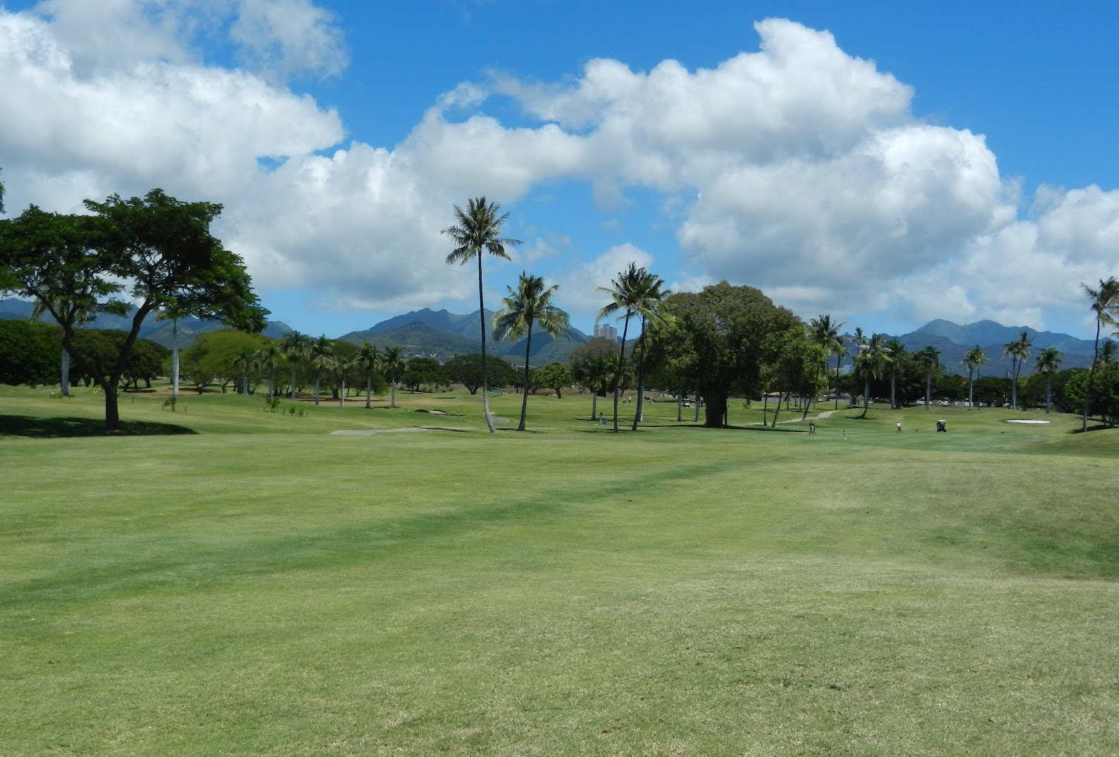 Navy Marine Golf Course