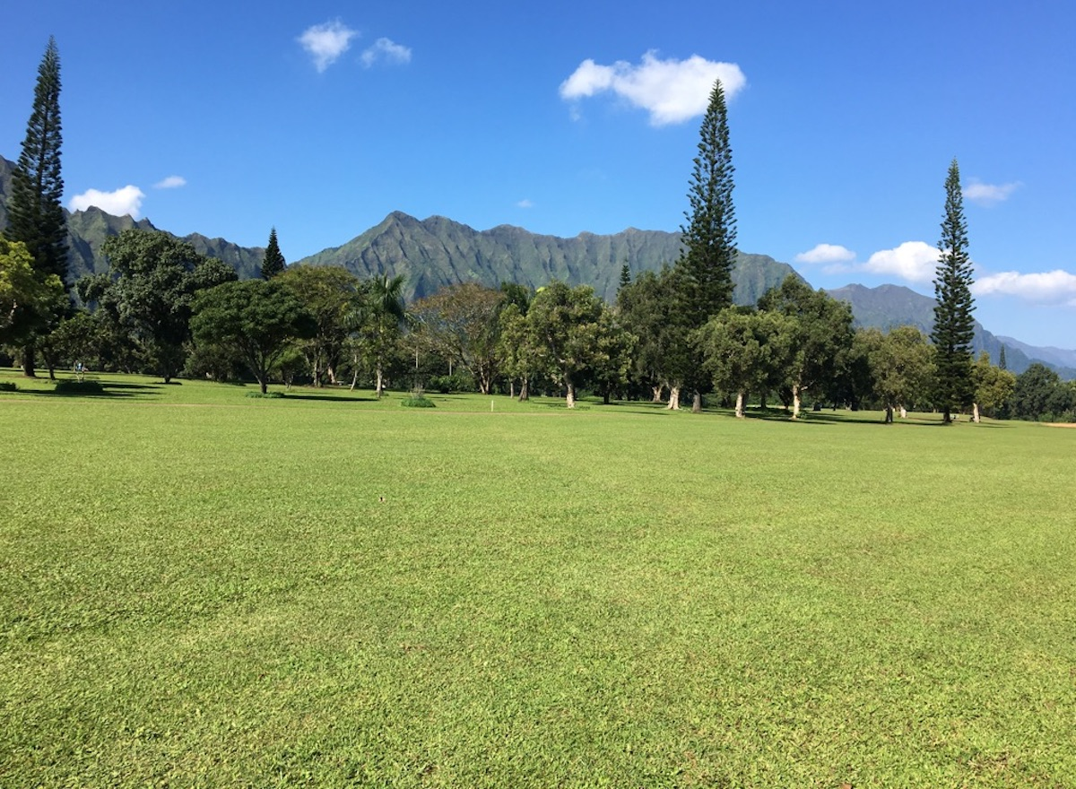 Pali Municipal Golf Course