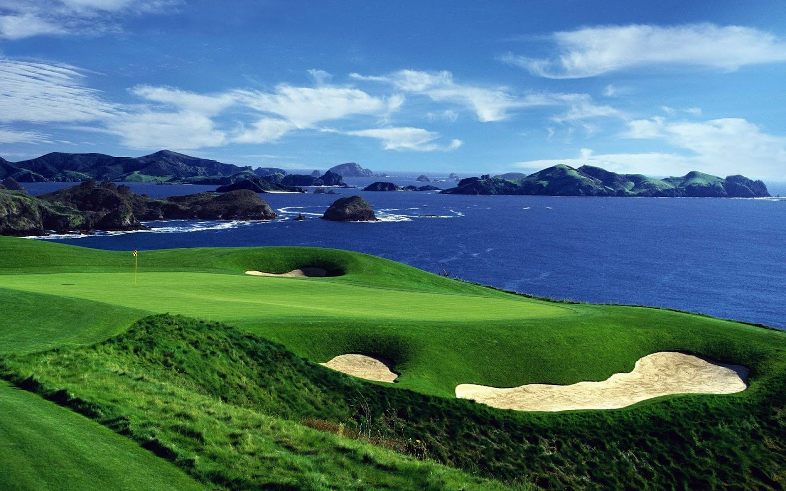 Where to golf in Hawaii, The Aloha State