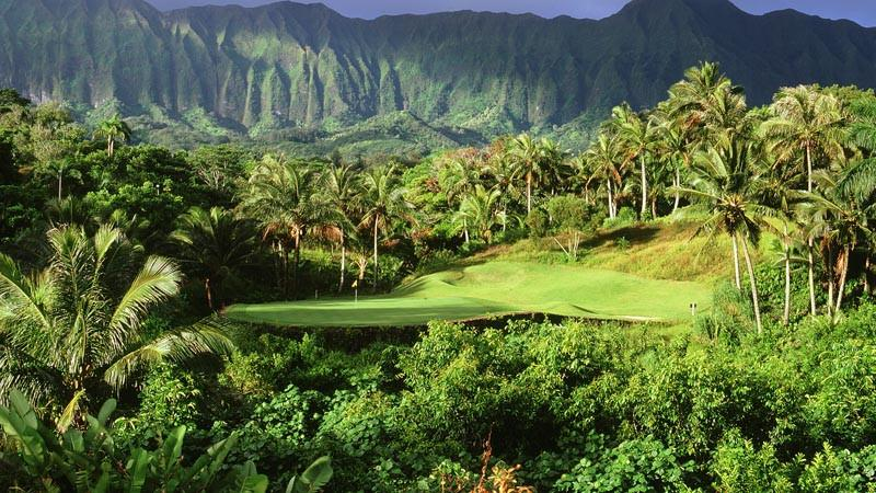 Royal Hawaiian Golf Club, golf in Hawaii