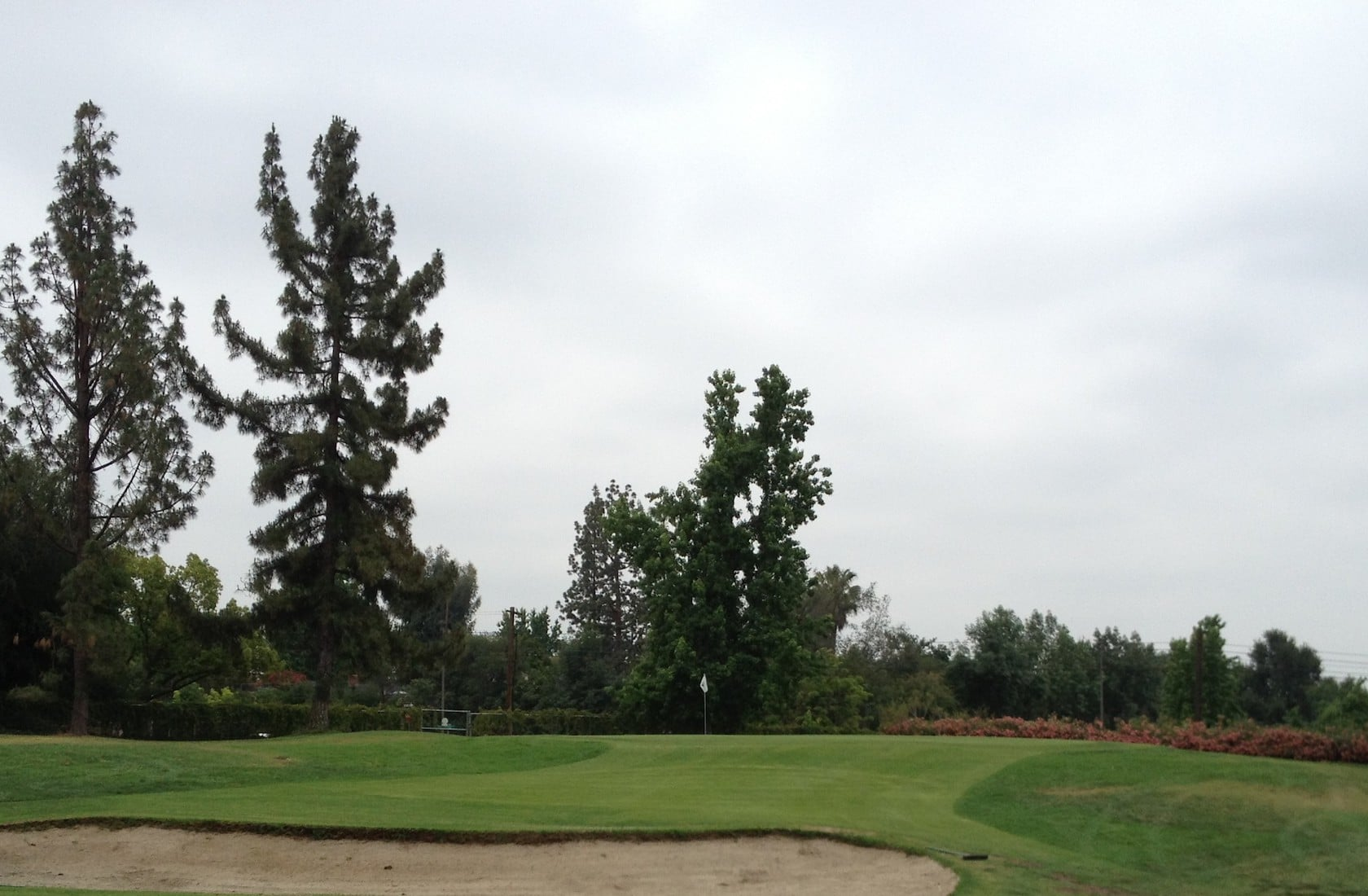 Eaton Canyon Golf Course