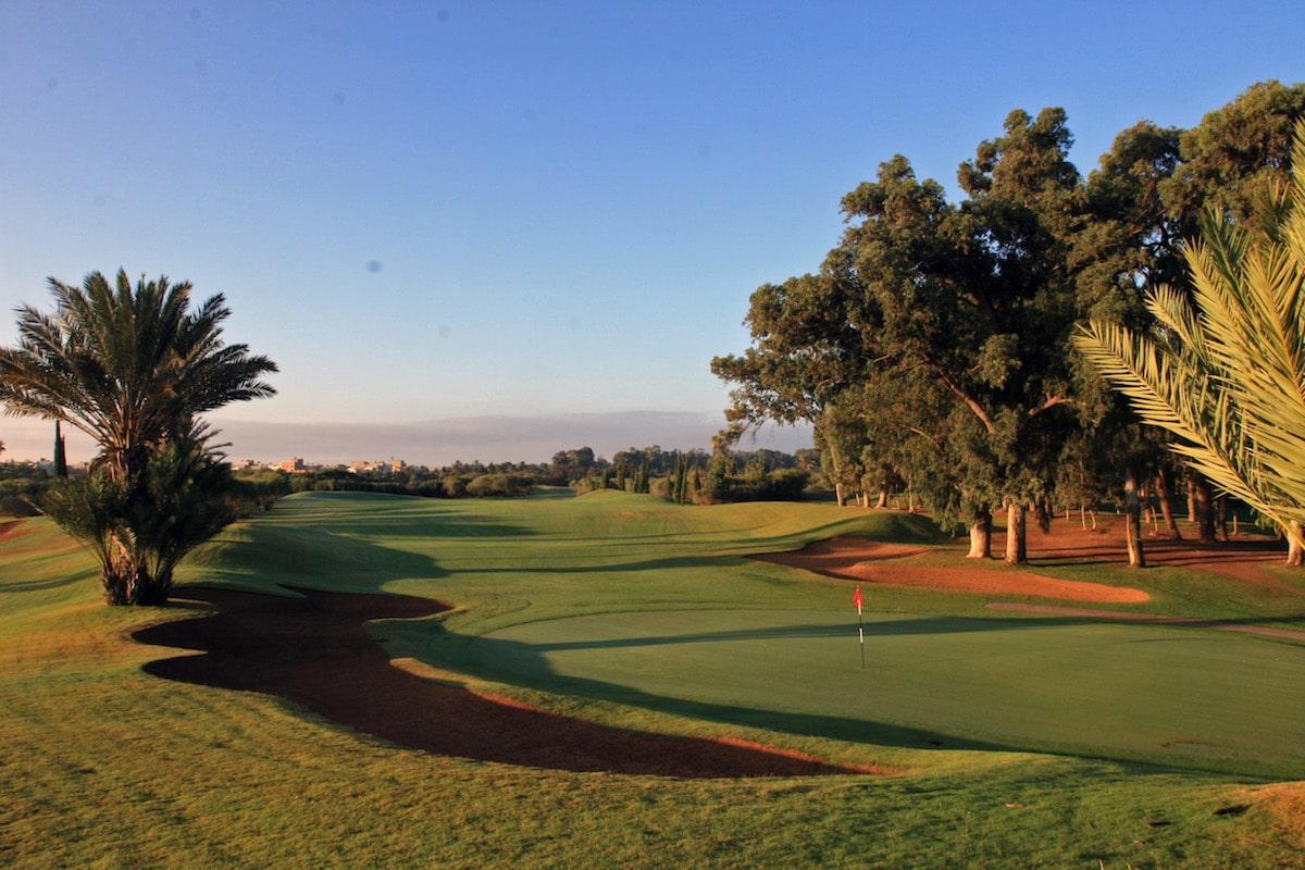 Golf du Soleil, golf in morocco