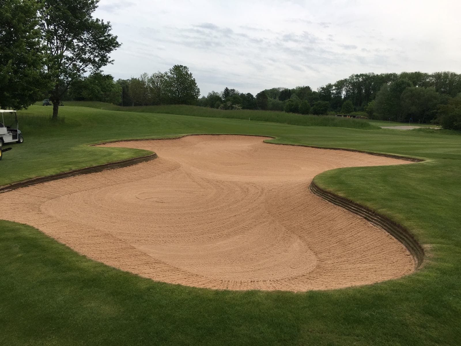 Golfclub Wylihof, Wylihof golf