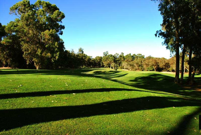 Les Dunes golf Club, golf Agadir