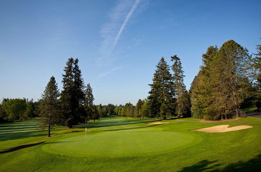 Portland Golf Club - Oregon
